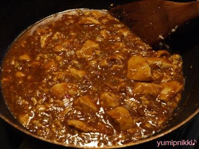 肉なし麻婆豆腐♪