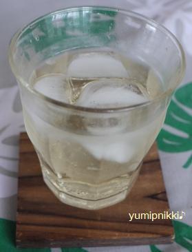 レーズンとリンゴのダブルサワードリンク★