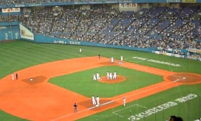 野球観戦2