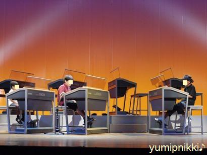 2009年ヤマハ発表会 舞台