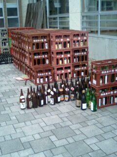 廃品回収-ビン
