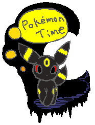 Pokemon Time ブラッキー