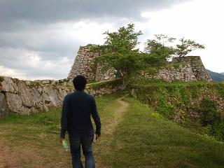 天空の城に行ってきました