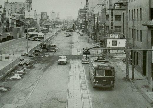 平成元年 アーケードが取り外された心斎橋筋(1) - 阿房列車ピクトリアル