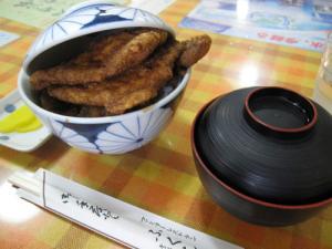 ふくしん、ソースカツ丼