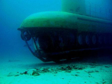 観光用潜水艦