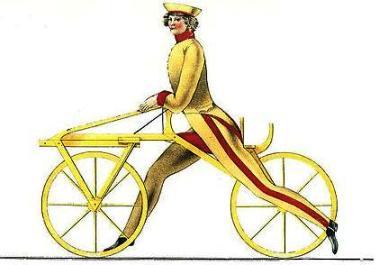 ドライジーネ自転車