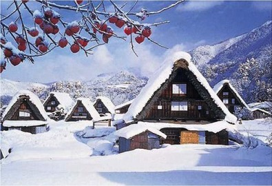 日本美・雪
