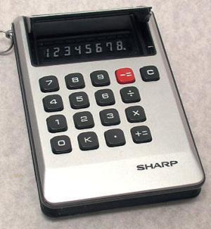 シャープEL-805