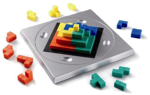 ブロックス3D:展示用写真