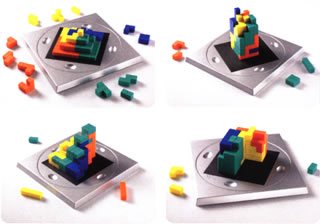 ブロックス3D:テンプレートいろいろ