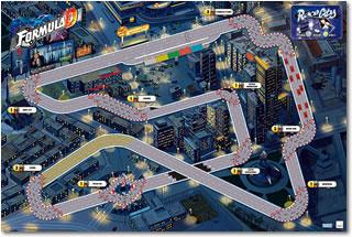 フォーミュラD:市街地コース