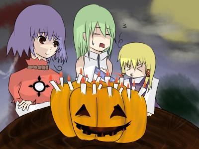 ハロウィンと誕生日