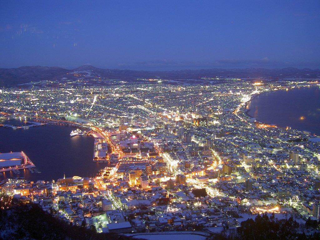 世界一夜景がきれいな場所は?