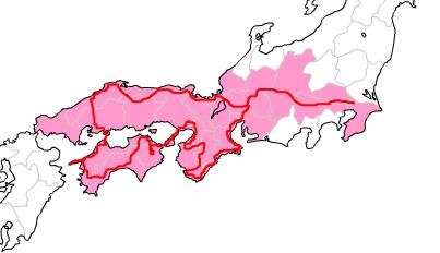 西日本の旅